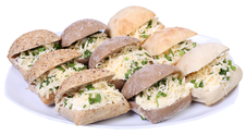 Mini ciabatta sýrová (9 ks)